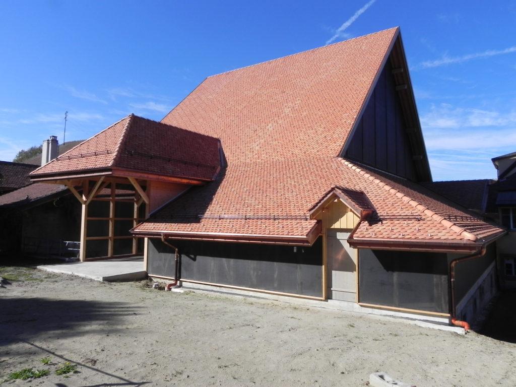 ChÉlet-Ö-Gobet - Ville de Lausanne - PONT12 ARCHITECTES SA