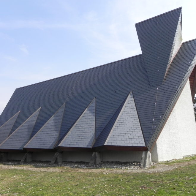Eglise - Villars-ste-Croix - GA architectes associÇs sÖrl