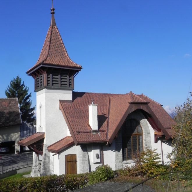 Eglise de Bioley-Orjulaz