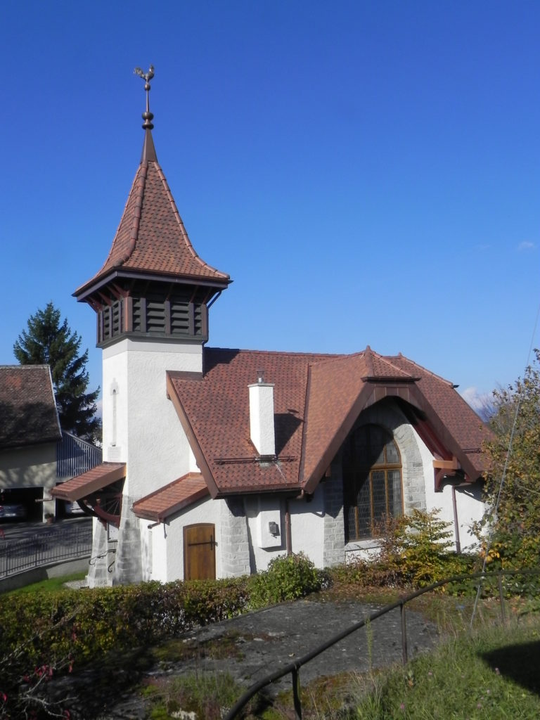 Eglise de Bioley-Orjulaz